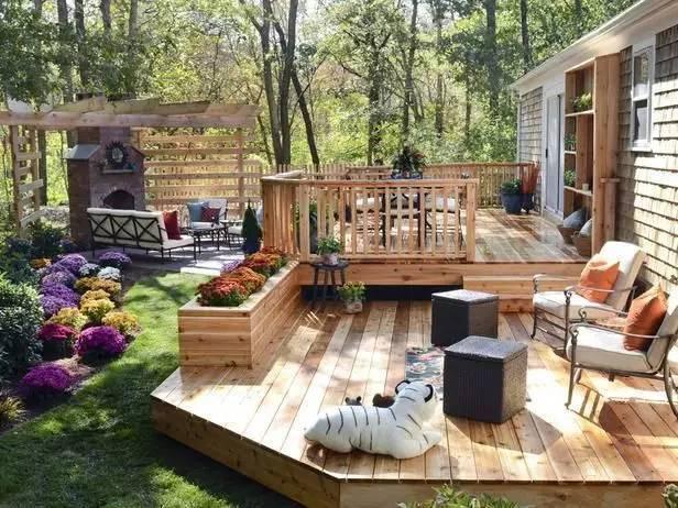 小尺度的庭院,一个比一个设计的惊艳~
