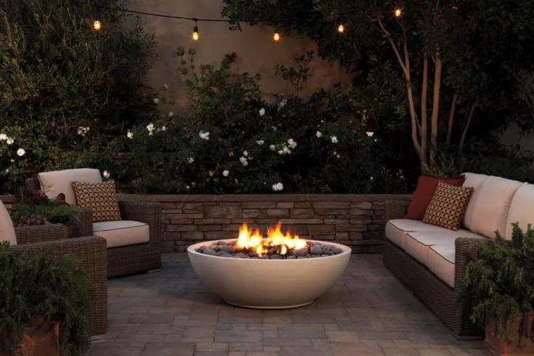 庭院里那一抹温暖·火炉_47