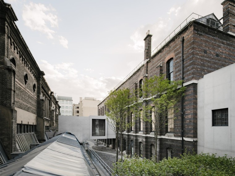 英国皇家美术学院总体规划