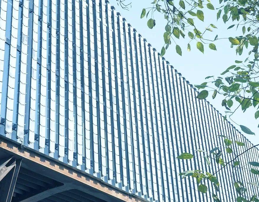 亚洲首座双层叠合梁式美术馆桥正式落成_4