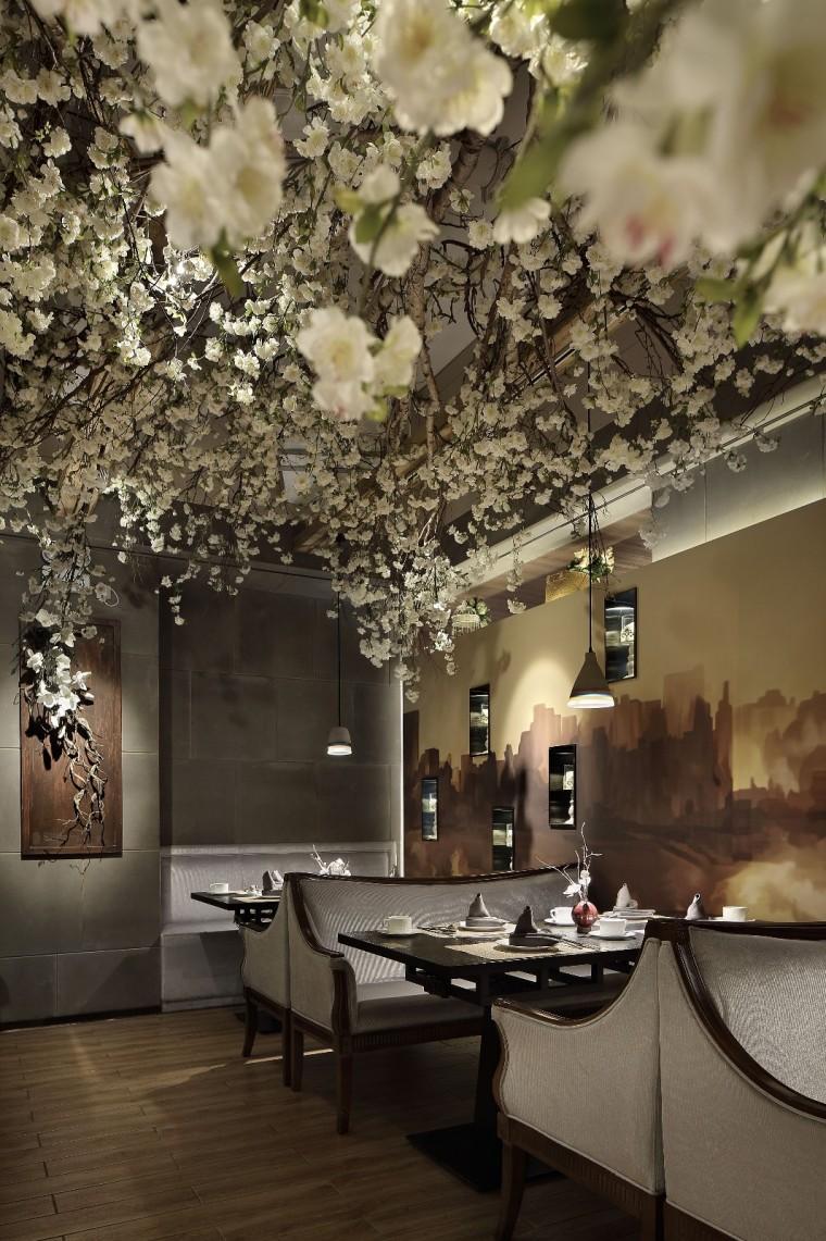 郑州东方天使茶咖啡融合餐厅-7