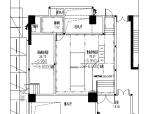 四川成都商业综合体办公子项及地下室强电竣工图