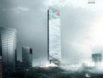 汉京高层办公楼建筑设计方案报建文本