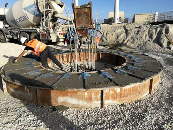 地锚系统在钻孔灌注桩轴向大吨位静载试验中的应用_11
