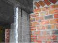 填充墙顶部斜顶砖砌筑做法工艺做法