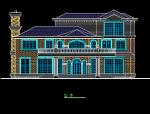 三套别墅设计方案