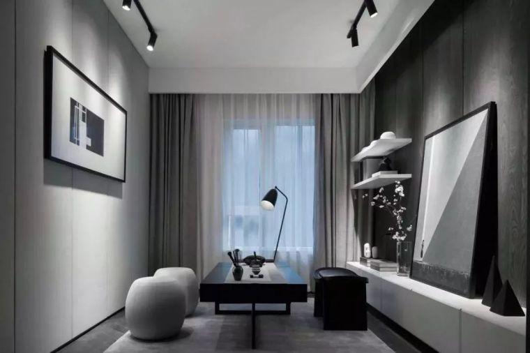 窗帘如何选择和搭配,创造出更好的空间效果_35