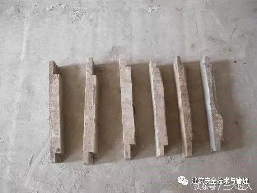 工地废旧木方、模板不要卖了!这样制作定型脚手板省钱又安全