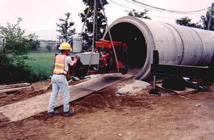 [兰州]新区纬一路东延工程市政工程排水道施工组织设计