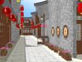 [浙江]台州府城游客公共休憩设施和景观设施改造设计方案