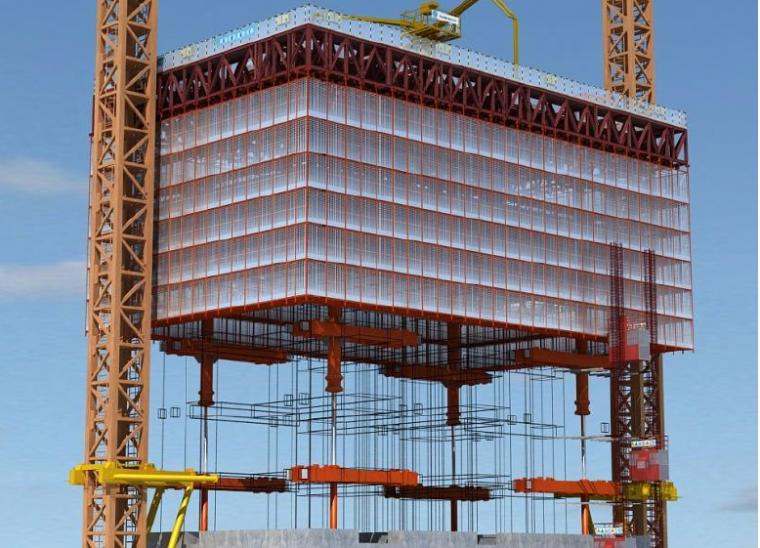 超高层建筑又好又快建造技术的应用与研究PDF(51页)_1