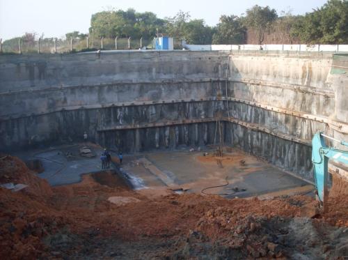 [甘肃]张掖市污水处理厂工程管线工程沟槽降排水施工方案