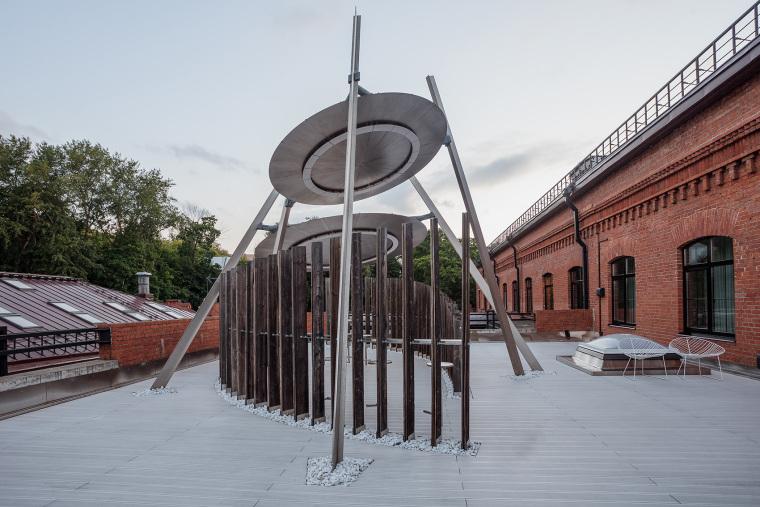 莫斯科办公楼顶的吸烟亭-24