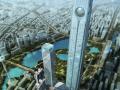 环球金融中心项目施工总承包工程精装修施工组织设计