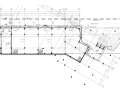 [重庆]现代风格售楼处概念方案设计施工图(附效果图+物料表)