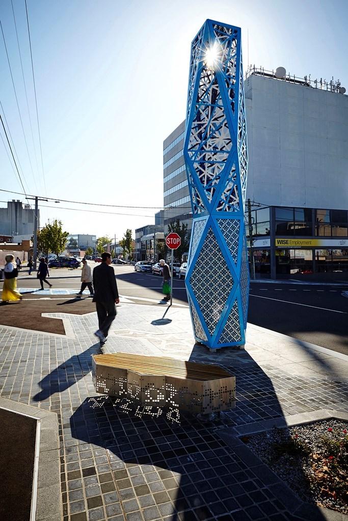 澳大利亚富汗集市文化区的改造