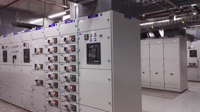 北京某配电室项目电气施工图
