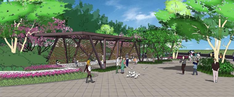 [河北]固安海德公园景观概念方案设计_10