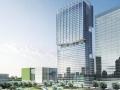 [浙江]SOM宁波江东商务区城市规划设计方案文本
