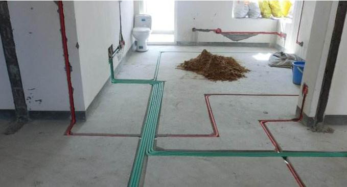 水电安装工作流程控制与管理办法