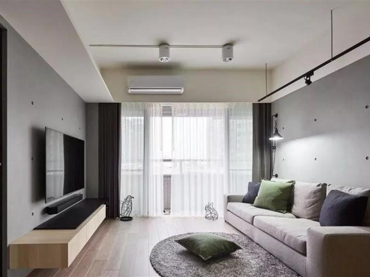台湾73㎡现代风格的住宅