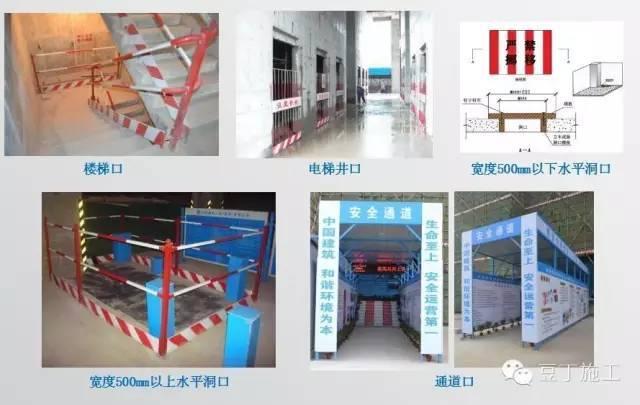中建内部项目施工现场,安全文明施工样板工地_8