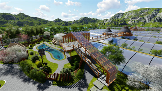 特色小镇设计规划方案,以青绿元小镇为例说明