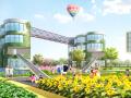 """[浙江]""""希望的田野""""梦想小镇规划设计概念方案"""