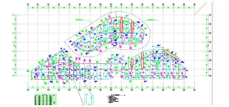 某商业项目工程超限模板支撑专项施工方案(共108页,有配图,计算图)