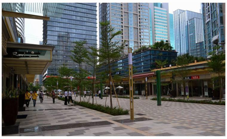 深圳香蜜湖东亚国际风情街景观-3