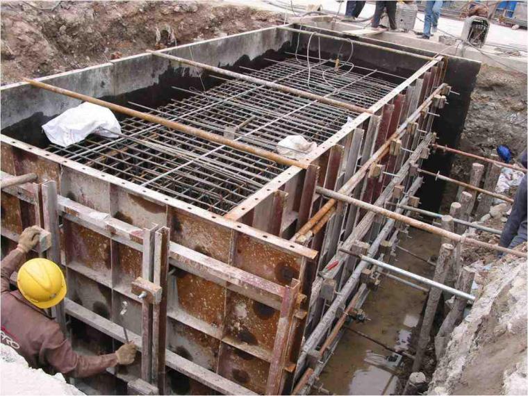 桥梁桥涵施工技术之二十四明挖扩大基础施工(106页)