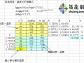 原油粘度-温度关系计算表