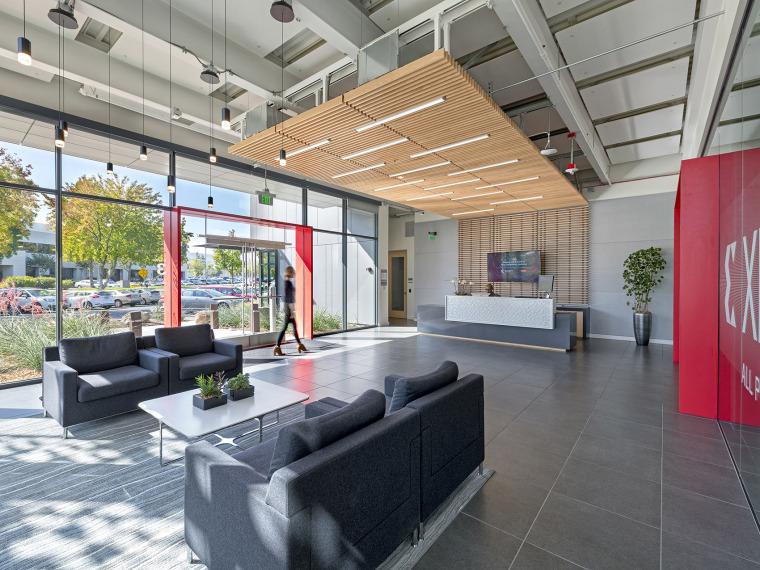 美国Xilinx总部大楼改造-5