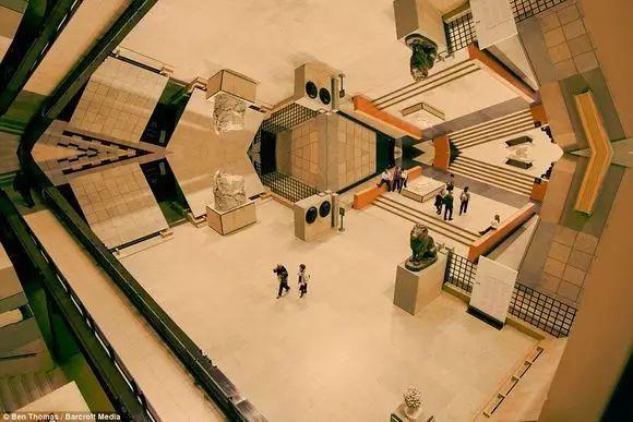 从《盗梦空间》到《奇异博士》,还有那些扭曲的建筑空间_10