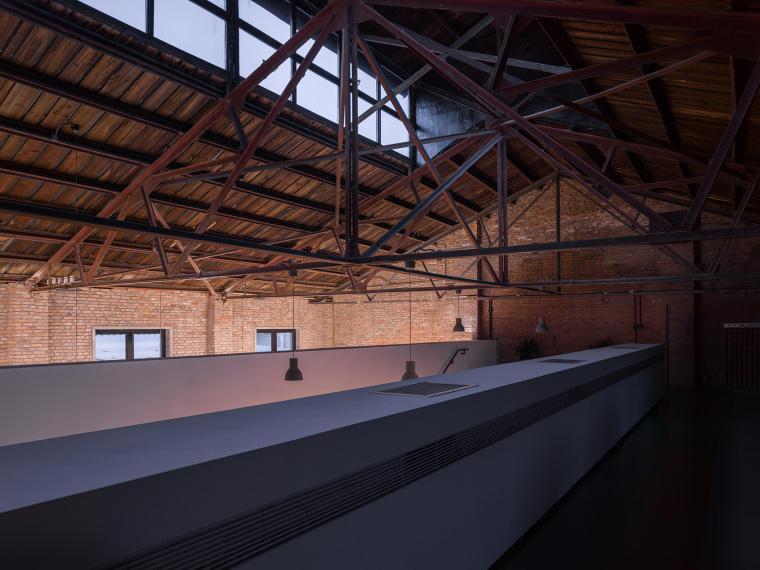 中车1897展示中心C19厂房改造内部实景图 (21)