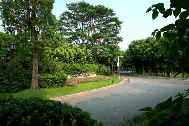 东莞鼎峰源著住宅景观实景图