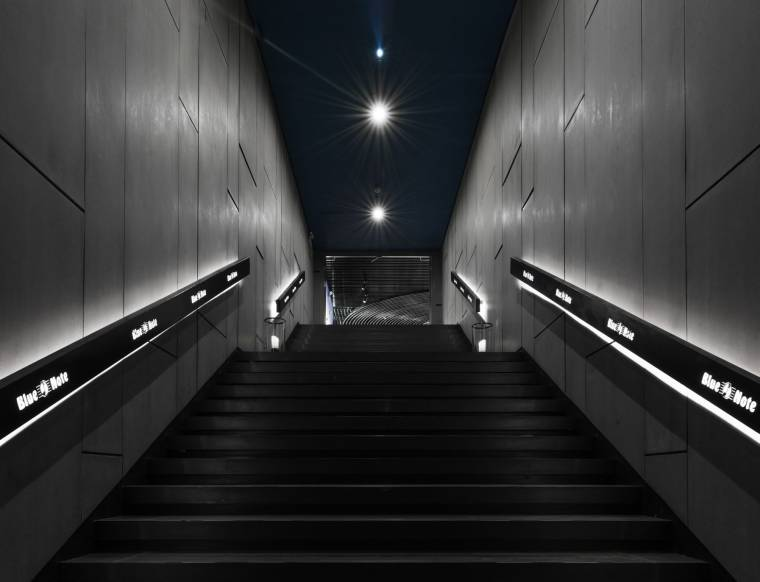 BlueNote北京俱乐部皇城根爵士乐殿堂-7