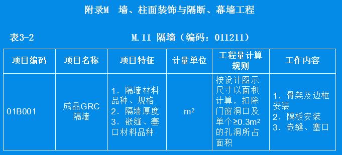 2013房屋建筑与装饰工程工程量计算规范