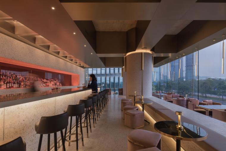 深圳Wannlounge艺术空间酒吧