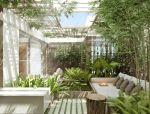 别墅庭院:是谁说没有空调就不能过夏天