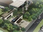 [北京]泰康之家昌平新城项目示范区景观方案