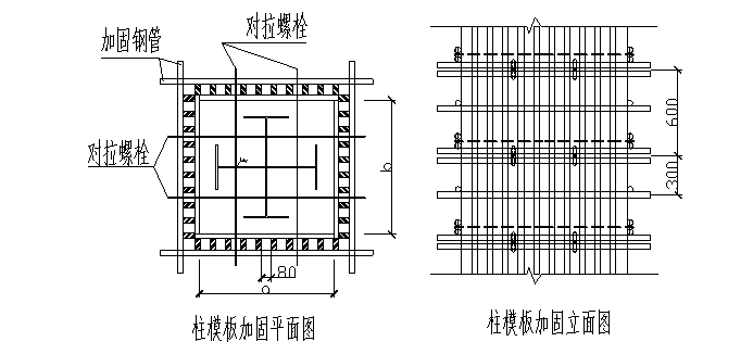 型钢砼组合结构施工工法