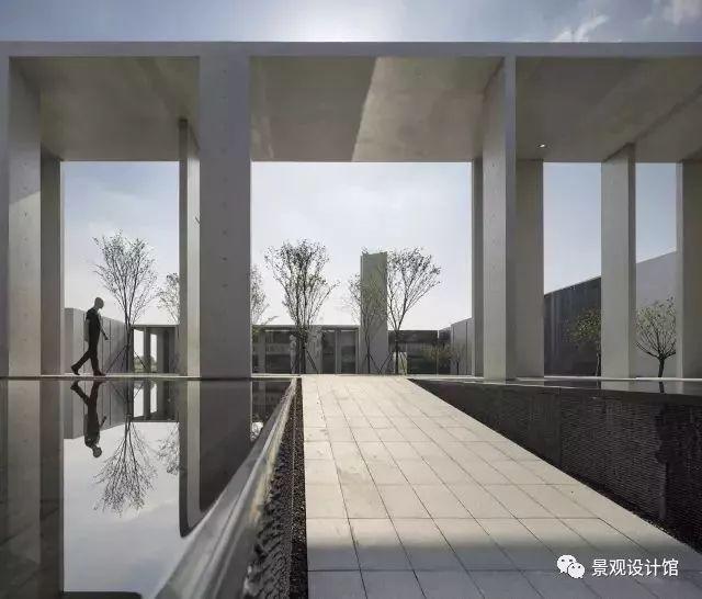 合肥万科北城中央公园景观设计案例赏析_5