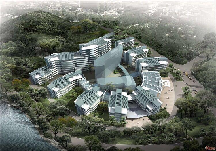 85套2017最新医院SU模型(医疗建筑,疗养院,疾控中心)