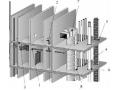 建筑机电安装工程防火封堵系统施工工法