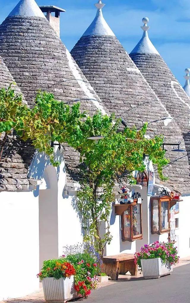 世界上最美的7个鲜花小镇子,这辈子一定要去一次!_2