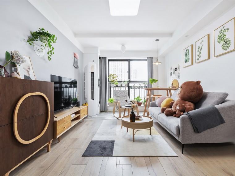 北欧风格的住宅空间