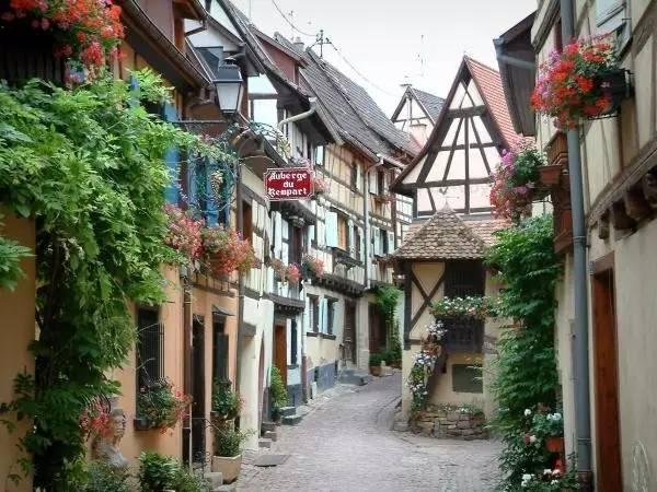 """四个最美的法国小镇,我愿在此""""终了余生""""..._46"""