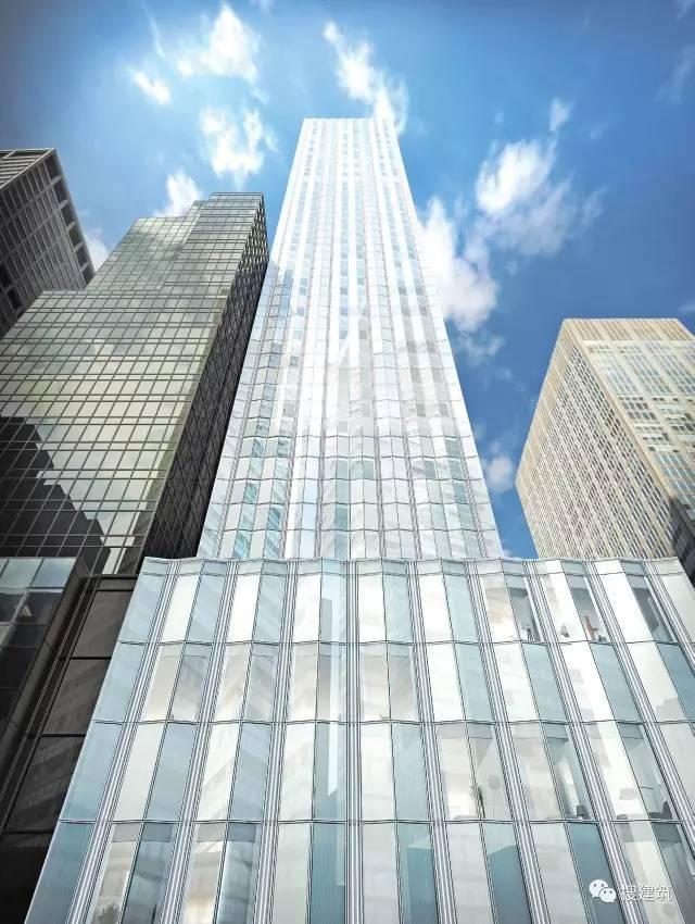 """万科200米高、61层的""""新地标住宅"""",1000-1600平方英尺的户型设_6"""