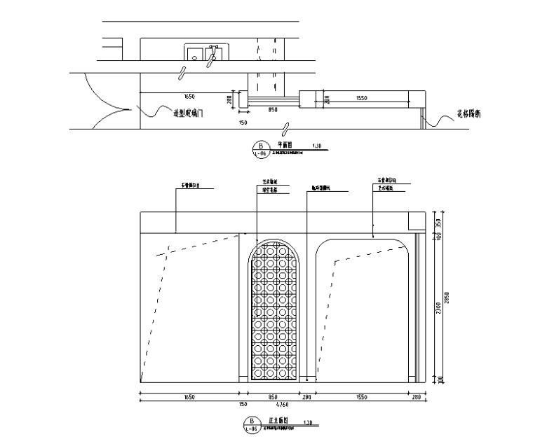 [贵州]地中海居室200平米四图纸住宅设计施工风格获得星界怎么边境图片
